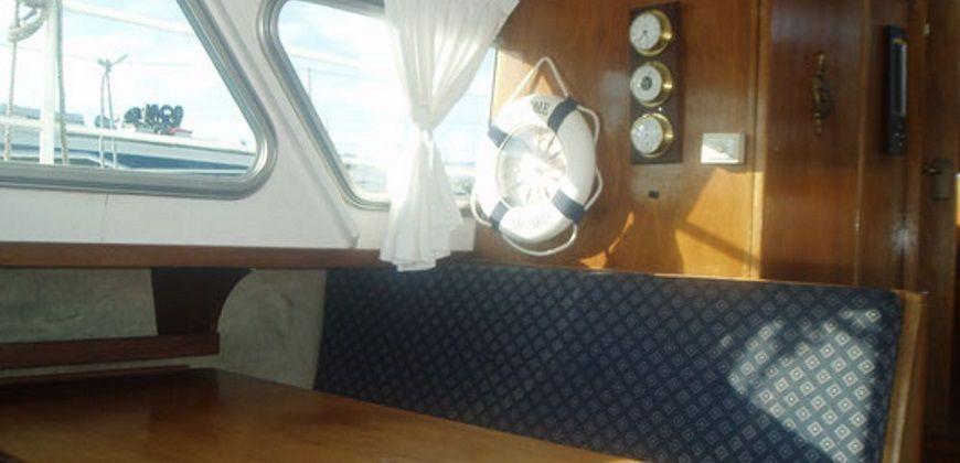 motorboot huren zaanstreek milandra