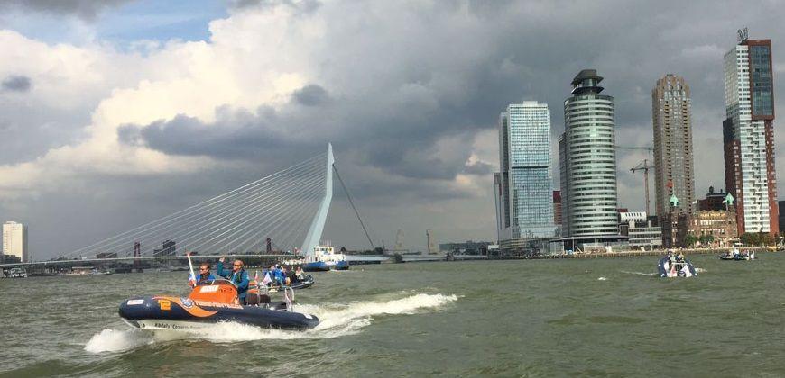 speedboot rotterdam rib