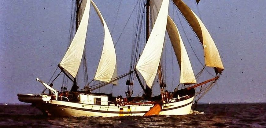 zeilboot lichtstraal huren