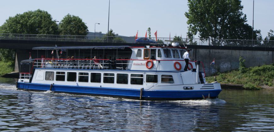 Boot huren Den Bosch Jeronimus Bosch