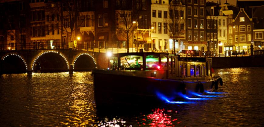 Salonboot huren Amsterdam HRH