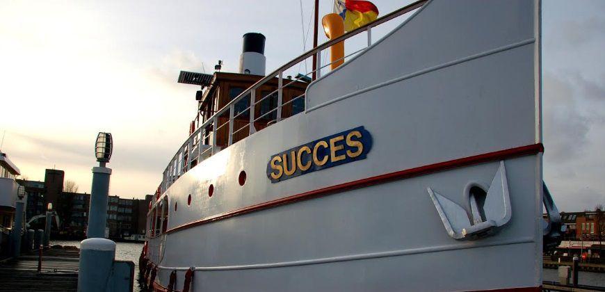 partyboot huren almere succes