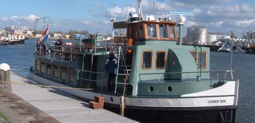 rondvaartboot huren amsterdam ijveer 13 bootnodig
