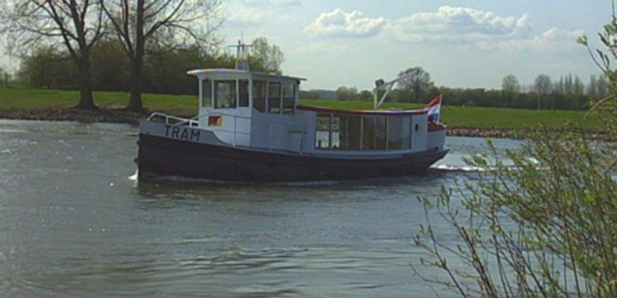 rondvaartboot deventer tram