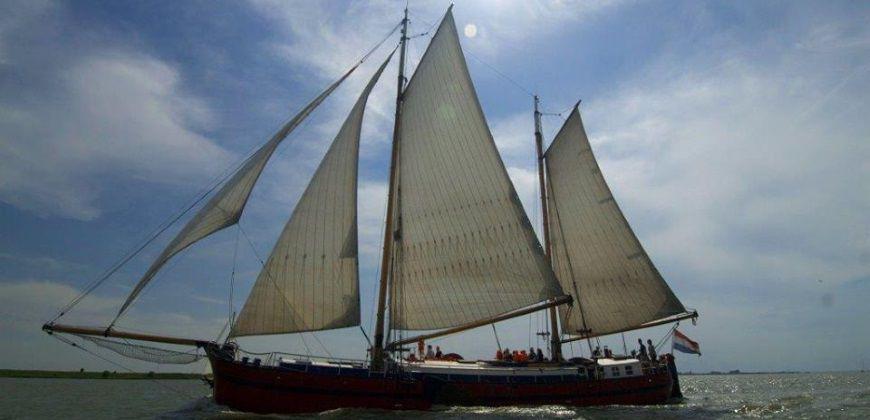 Klipper IJsselmeer Frida
