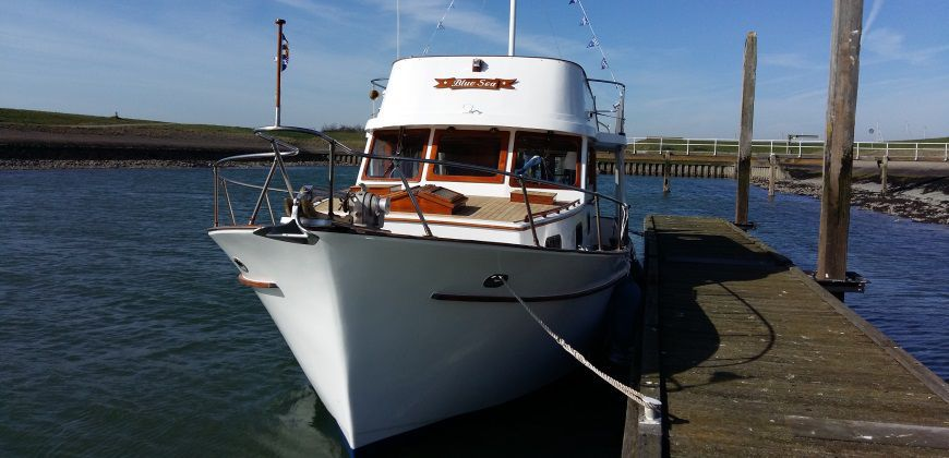 zeeland boot huren blue sea