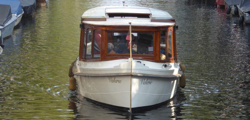 salonboot amsterdam vlietvaart