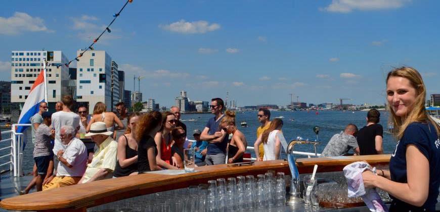 partyboot amsterdam stortemelk