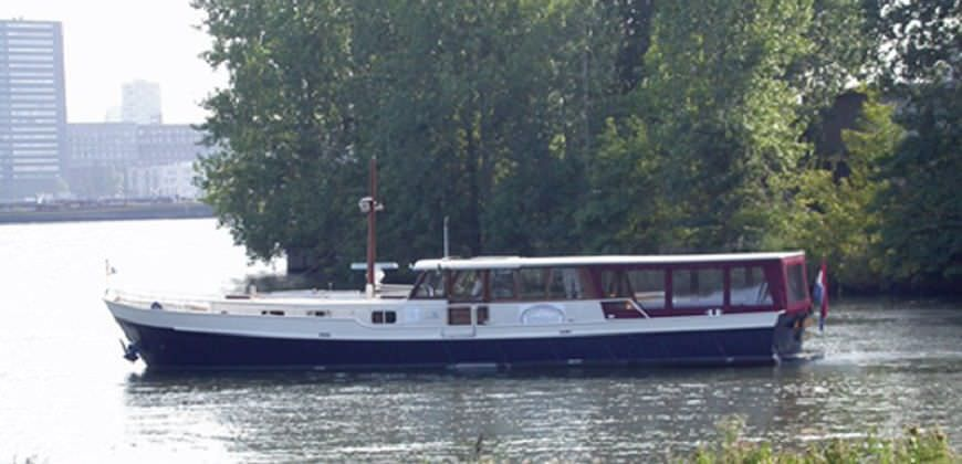Partyboot huren amsterdam margaretha