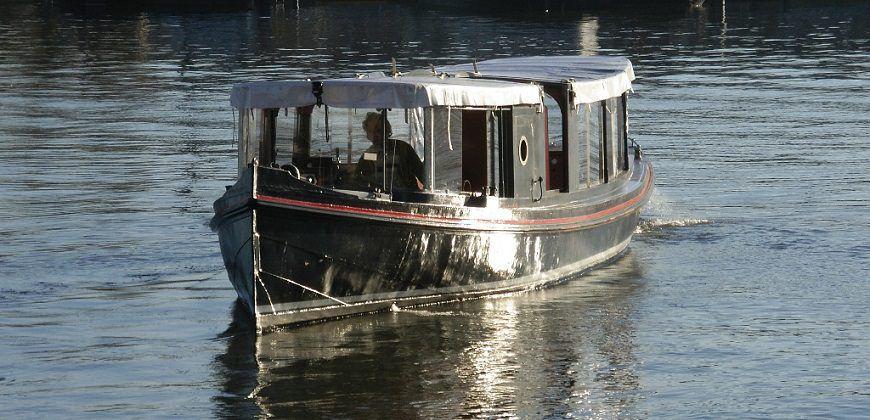 rondvaartboot huren amsterdam johanna