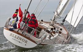 Boot mieten Scheveningen. Segelyacht Swan 55 - Ellinor