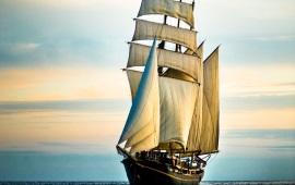 Boot huren Amsterdam. Tall ship Gulden Leeuw