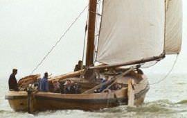 Boat rental Volendam. Botter VD172