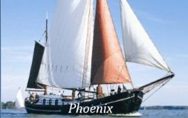 Boot mieten Hoorn. Aak Phoenix